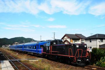 唐津くんちホテルトレイン2010(6)