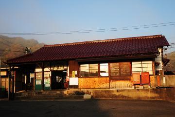 建部駅(2)