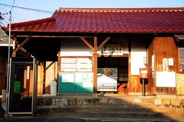 建部駅(3)