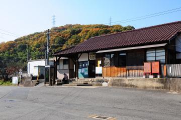 建部駅(23)