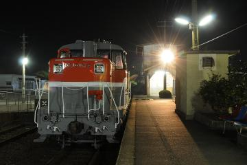 MR-600甲種輸送_夜(6)