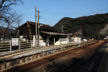 夜明駅解体(7)