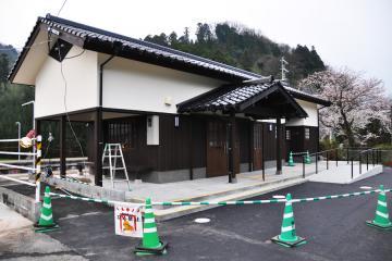 新駅舎_夜明(1)