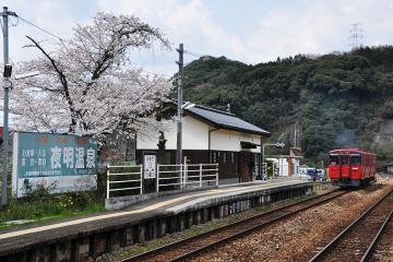 新駅舎_夜明(5)