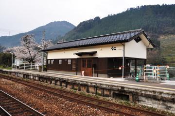 新駅舎_夜明(6)