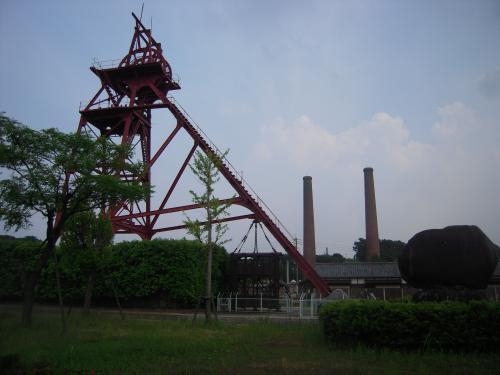 竪抗と煙突