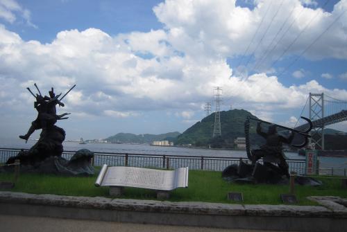 源平合戦の碑