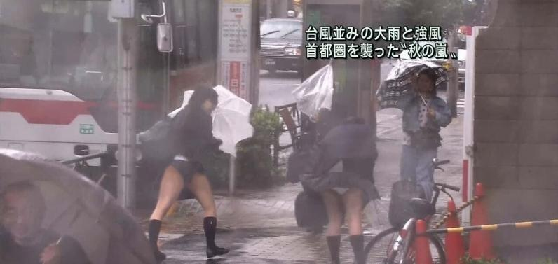 引き篭もりが台風の時だけ外出する理由