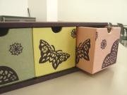 韓紙工芸教室の作品 2012年春 17