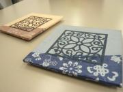 韓紙工芸教室の作品 2012年春 19