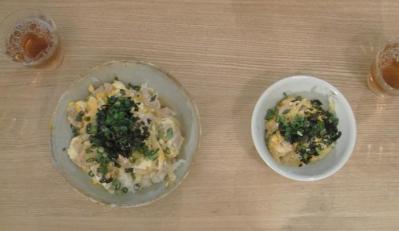 親子丼 2010.2.25