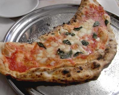 Pizzeria e trattoria da ISA リピエーノ アル フォルノ。