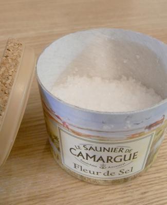 カマルグの天然海塩。