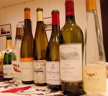 きのことワイン5