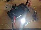 NJM2360ADでLED点灯