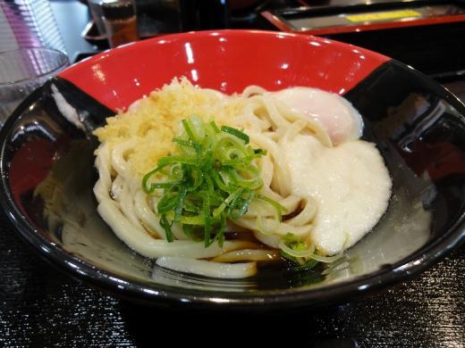 伊予製麺 とろ玉うどん2
