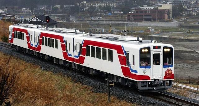 三陸鉄道新車両