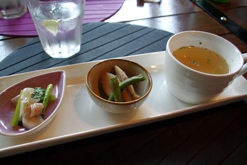 110622前菜&スープ