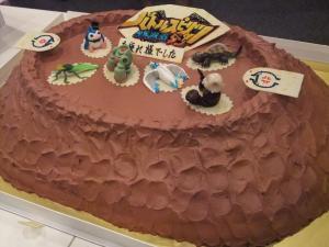 アフレコケーキ