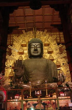 東大寺-盧舎那仏坐像3