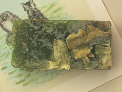 Beautiful Pea Green Soap (ビューティフル ピー グリーン)