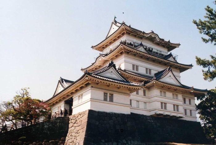 小田原城2009年