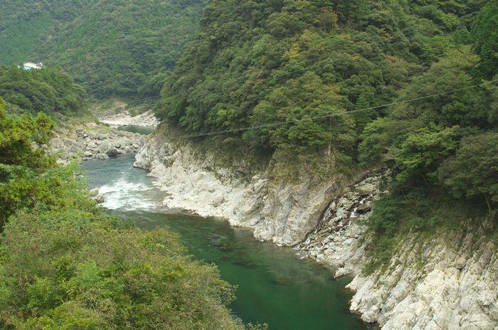 12-10-30-1大歩危峡・小歩危峡(三好市徳島)