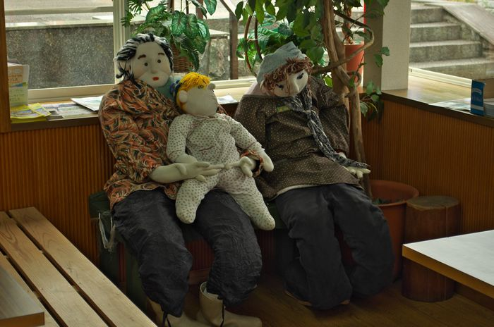 12-11-3-1道の駅に先客がいたので驚いた