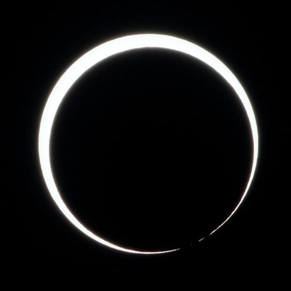 金冠日食_ベイリーズビーズ