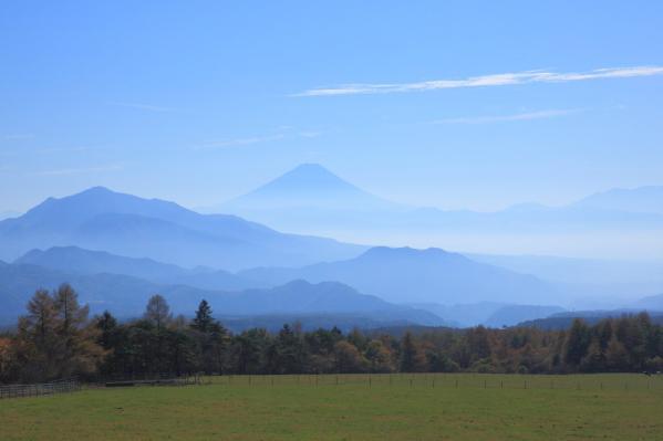 富士山_牧場公園