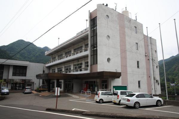 天龍村役場