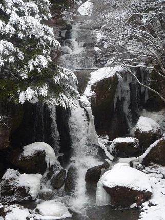 竜頭の滝_その2