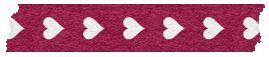 マステハート(紫)