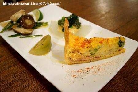 happy field cafe◇ランチセット前菜