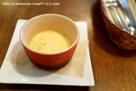 happy field cafe◇ランチセットスープ