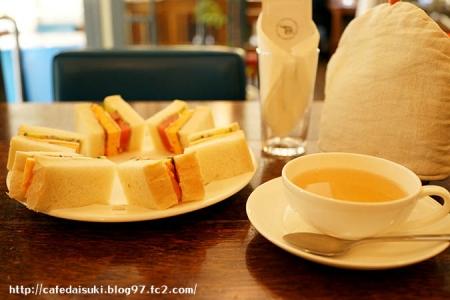 NASU SHOZO CAFE◇サンドイッチセット