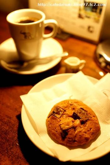 1988 CAFE SHOZO◇チョコくるみクッキー&フレンチロースト