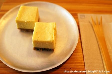 tocoro cafe◇濃厚チーズケーキ