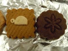 カメさんクッキー