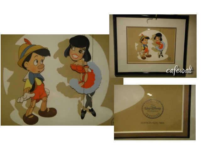Pinocchio&marionette