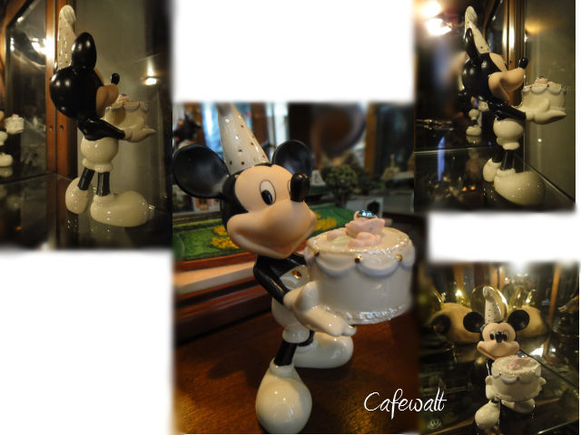Lenox Mickey Happy Birthday