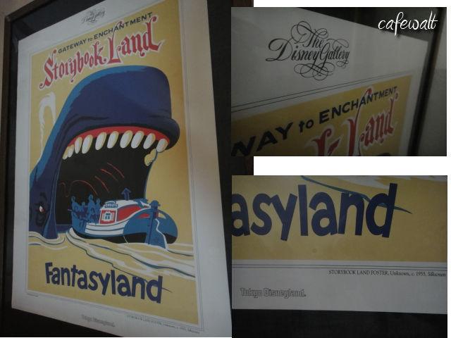 DL Fantasland poster From TDL