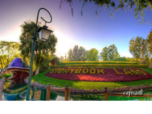 Storybookland in DL