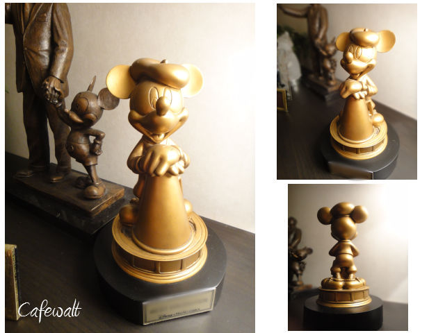 Director's Mickey Statue (MGM)