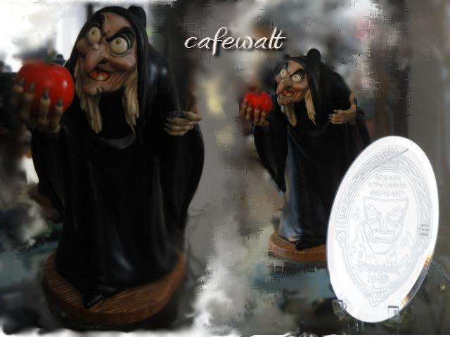 Witch & MagicMirror(WDCC)