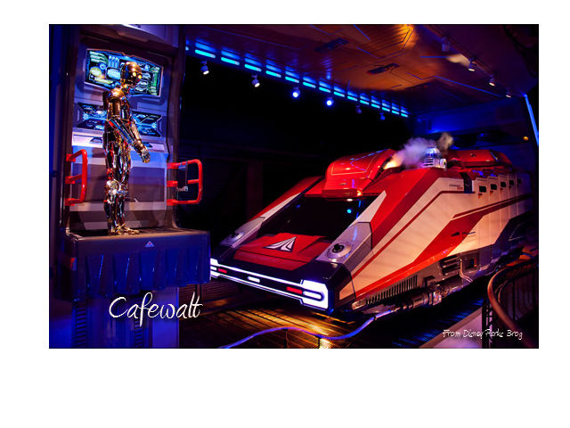 Star Tours-Continue the Adventure