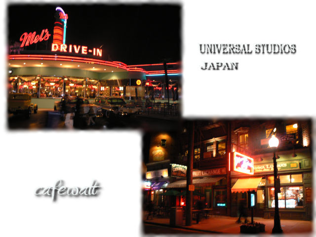 USJ travel photo
