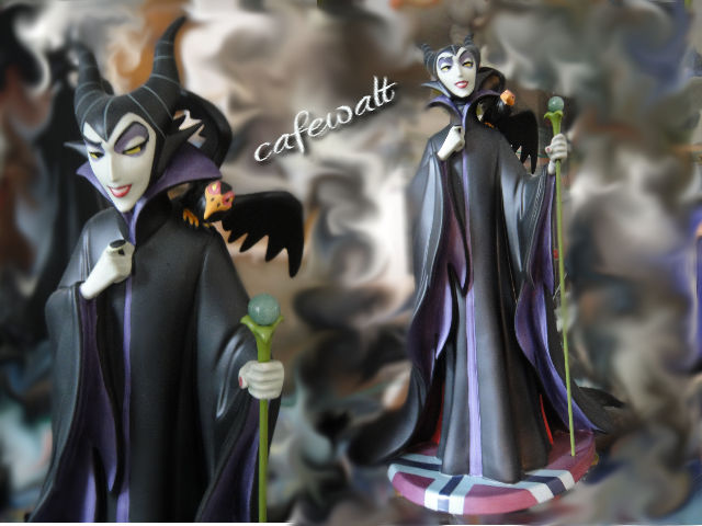WDCC Maleficent 3