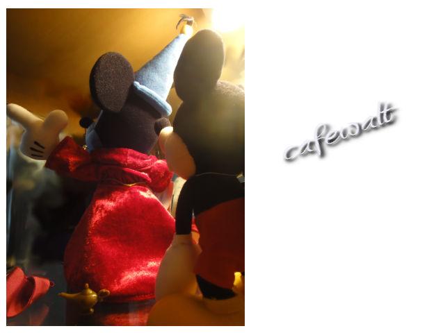 Genie & Mickey 1