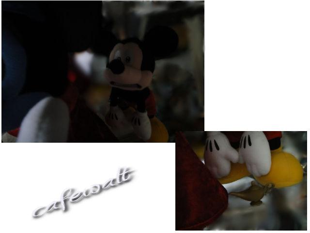 Genie & Mickey 2